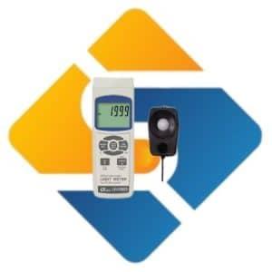 Lutron LX-1128SD Digital Lux Meter Data Logger