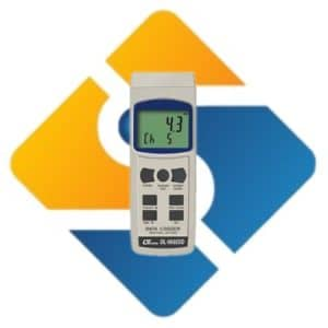 Lutron DL-9602SD SD Card Data Logger