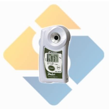 ATAGO PAL-BX/RI Digital Dual Scale Refractometer