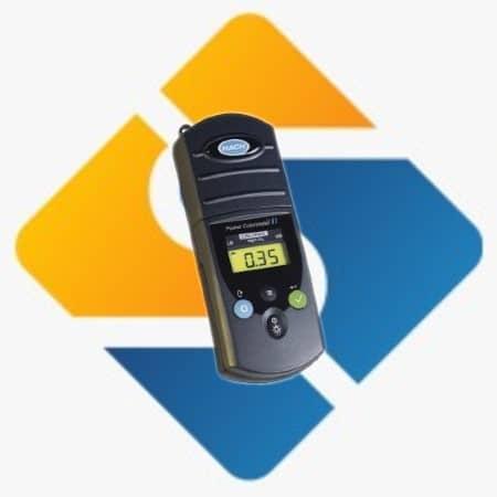 Hach 5870006 Pocket Colorimeter II (Orthophosphate)