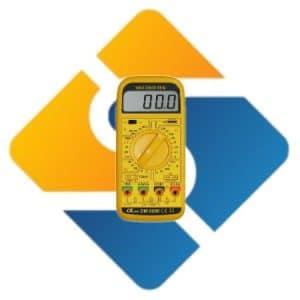Lutron DM-9090 Digital Multimeter