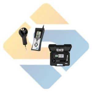 PCE VA11-ICA Portable Air Velocity Meter