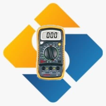 Constant-50 Low Cost Digital Multimeter
