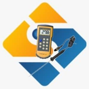Constant 20T RTD Thermometer With Probe