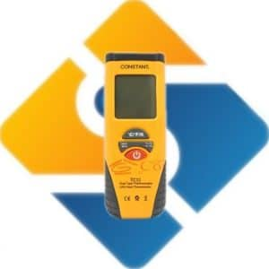Constant TC12 Dual Input Thermocouple Thermometer