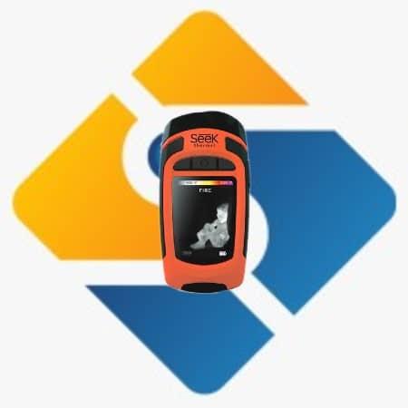 Flir K2 Seek Thermal Reveal Fire Pro Thermal Imaging Camera