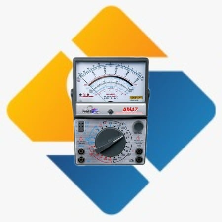 Constant AM47 Analog Multimeter
