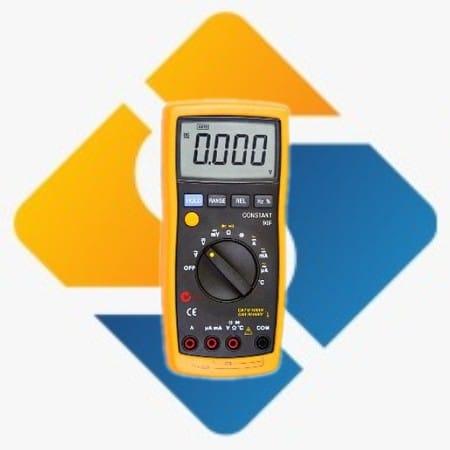 Constant 90F Digital Multimeter