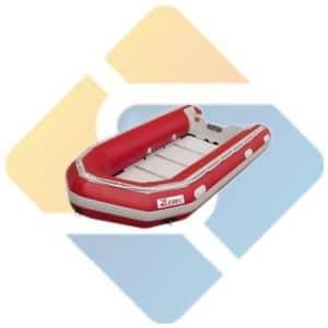 Perahu Karet Zebec Armada 380A