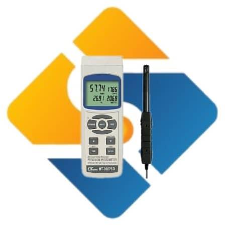 Lutron HT-3027SD Precision Hygrometer