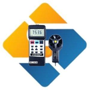 Lutron AM-4206 Anemometer CMM CFM