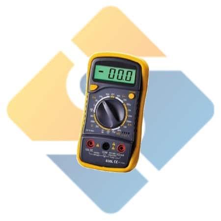 Aditeg A-830L Digital Multimeter