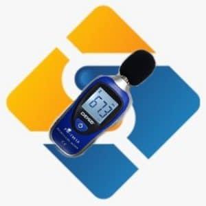 Dekko FM 7901A Mini Sound Level Meter