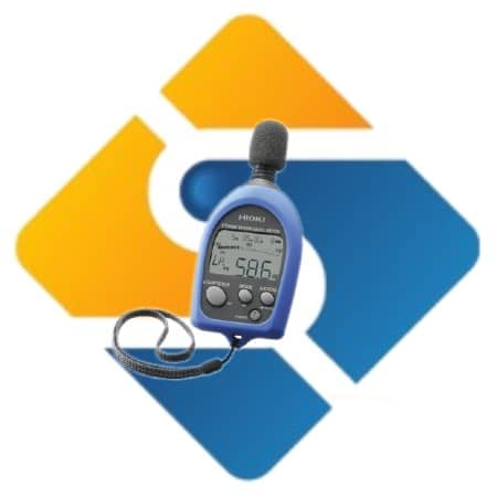 Hioki FT3432-20 Sound Level Meter