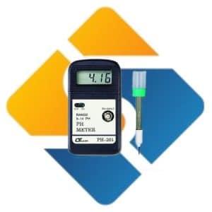 Lutron PH-201 Pocket PH Meter