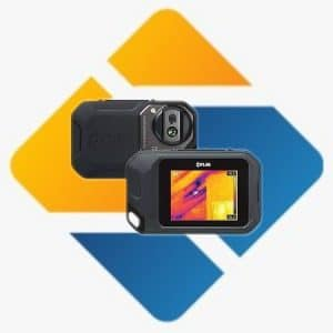 FLIR C3 Compact Thermal Wi-Fi Camera