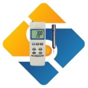 Lutron YK-2001PHA Conductivity TDS-Salt PH ORP DO Meter