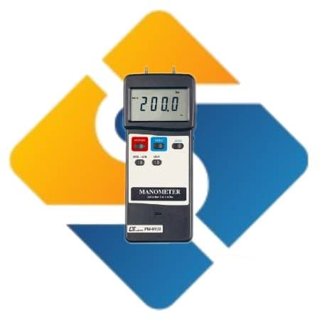 Lutron PM-9102 Manometer 200 Mbar
