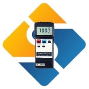 Lutron PM-9107 Manometer 7000 Mbar