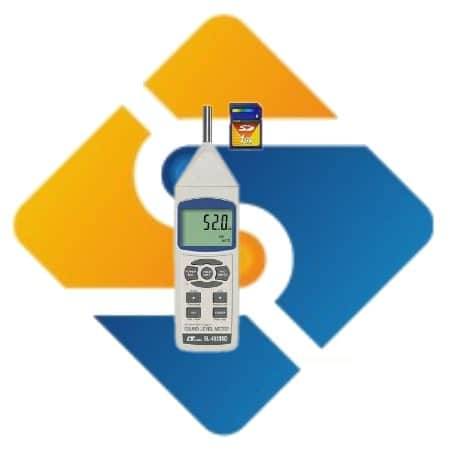 Lutron SL-4023SD Sound Level Meter