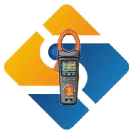 Lutron PC-6011SD Clamp Power Analyzer
