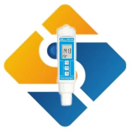 Lutron PCD-431 Pen Conductivity & TDS Meter