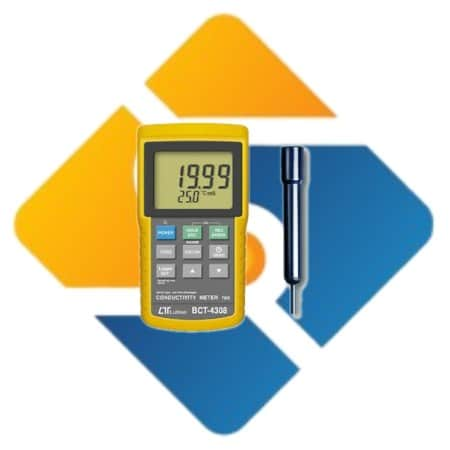 Lutron BCT-4308 Bench Conductivity-TDS Meter
