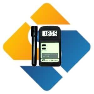 Lutron CD-4302 Pocket Conductivity Meter