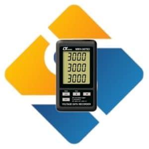 Lutron MMV-387SD Voltage Data Recorder