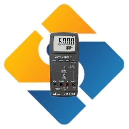 Lutron DW-6163 Watt Meter 1 Phase