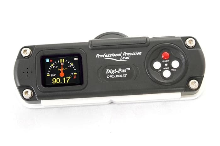 DIGIPAS Digital level with Vibrometer DWL-3000 XY DUAL AXIS