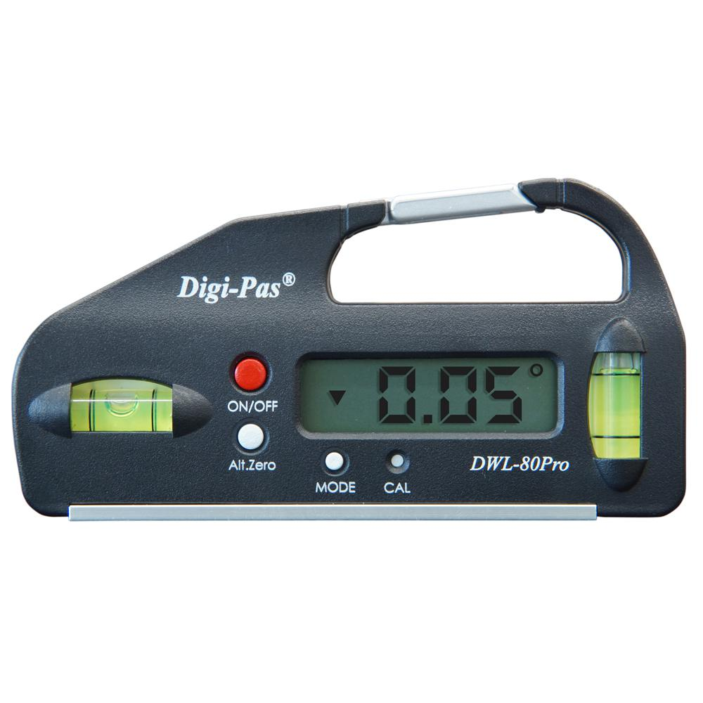 Digipas DWL-80Pro Pocket-Size Digital Level