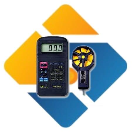 Lutron AM-4200 Digital Anemometer