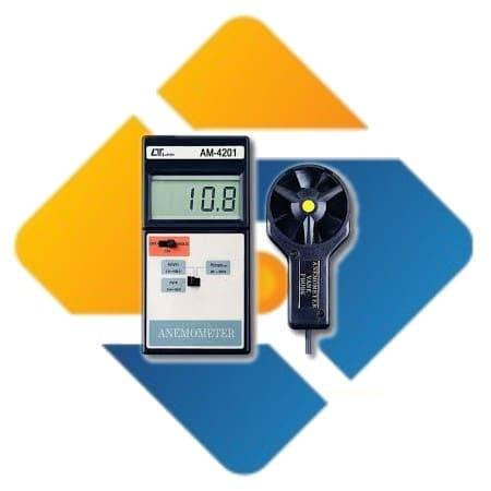 Lutron AM-4202 Digital Anemometer