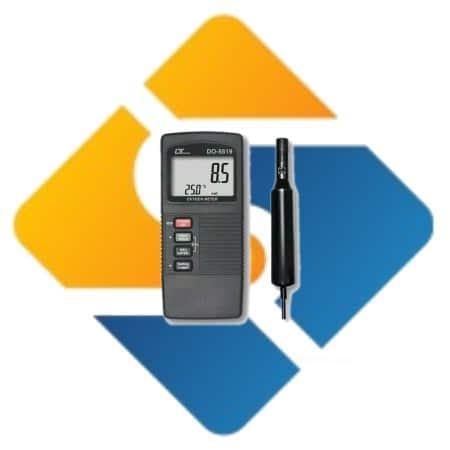 Lutron DO-5519 DO Meter Dissolved Oxygen