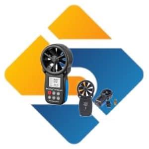 HoldPeak HP-866B-APP Anemometer