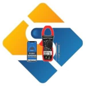HoldPeak HP570CAPP Digital Clamp Meter