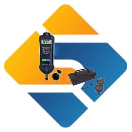 Lutron DT-1236L Tachometer Laser & Contact