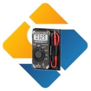 HoldPeak HP4201 Pocket Digital Multimeter