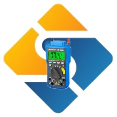HoldPeak HP90EPC Multimeter Digital
