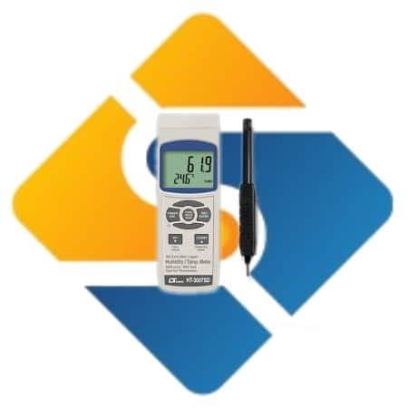 Lutron HT-3007SD Humidity Meter