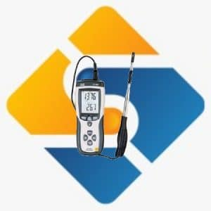 CEM DT-8880 Thermoter Hot Wire Anemometer