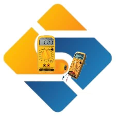 Lutron DM-9023 Capacitance Meter