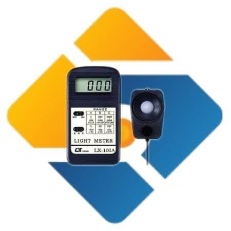 Lutron LX 100 Digital Light Meter