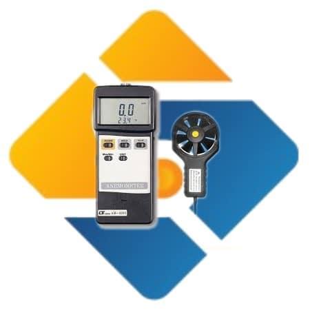 Lutron AM-4203 Digital Anemometer