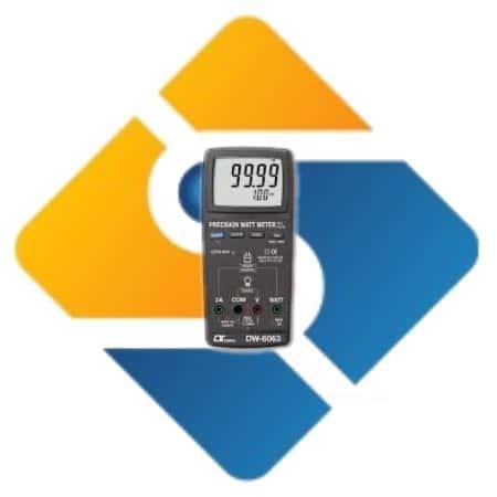 Lutron DW-6063 Precision Watt Meter