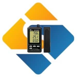 Lutron MCH-383SD CO2 Humidity Temperature Monitor