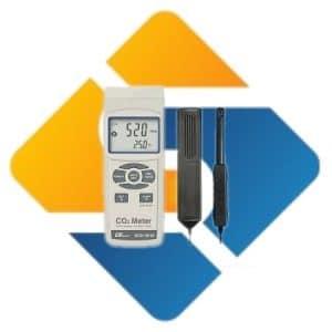 Lutron GCH-2018 CO2 Meter & Humidity-Temp Meter
