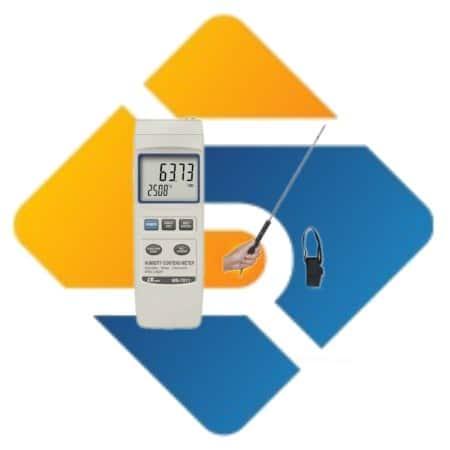 Lutron MS-7011 Grain Humidity Content Meter