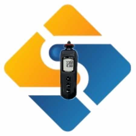 Lutron DT-2230 Laser & Contact Tachometer